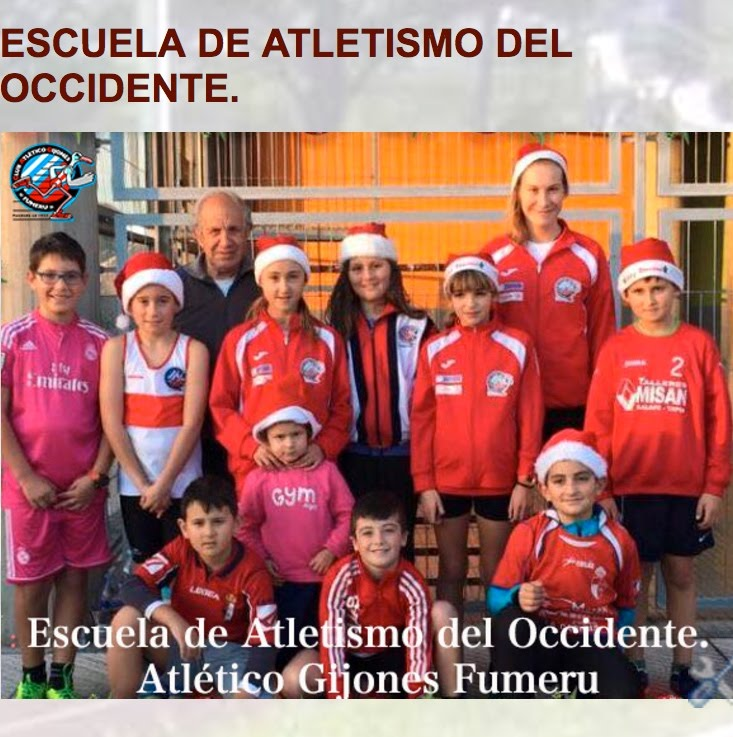 Escuela de Atletismo del Occidente
